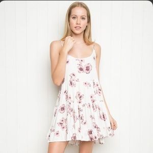 2/$20 Brandy Melville floral summer dress
